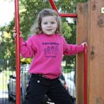 Outdoor fun at kinder